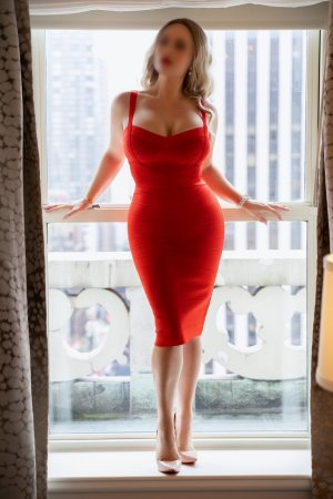 Maika latina escort girl in New City New York