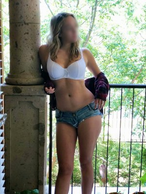 Claudine live escort in Daytona Beach