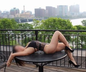 Rudie latina escort girl